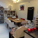 Craft room courtesy of StickyTiger.co.uk