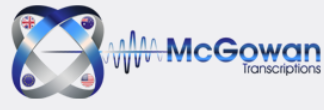 McGowen Transcriptions - transcription work UK