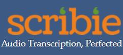 Scribie - transcription work UK