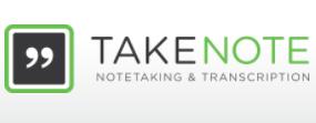 Take Note Transcriptions - transcription work UK